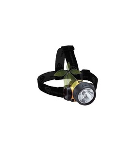 Lampe Frontale LED Verte