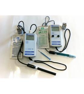 Kit contrôle pH/EC Milwaukee