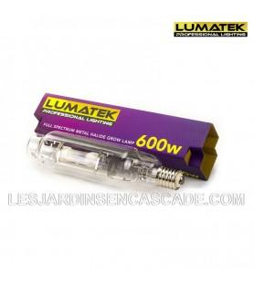 Ampoule MH 600W LUMATEK