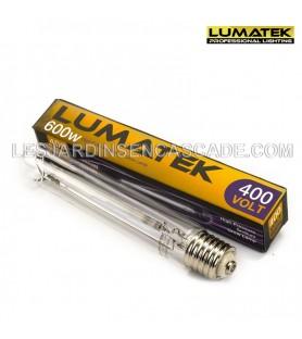 Ampoule HPS 600W 400V LUMATEK