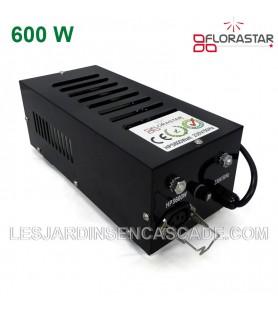 Ballast 600W IP20 FLORASTAR...