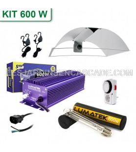 Kit HPS 600W 240V Lumatek +...