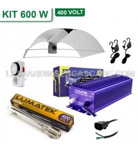 Kit HPS 600W 400V Lumatek +...