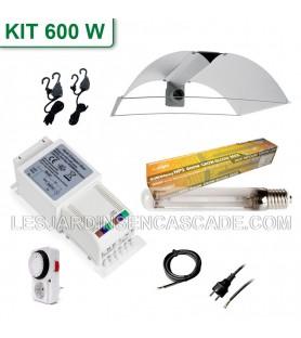 Kit HPS 600W Compact Gear +...