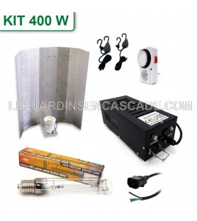 Kit HPS 400W IP20 + Stucco