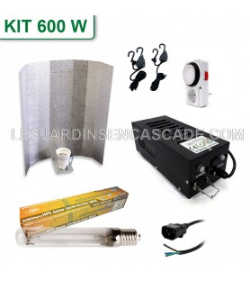 Kit HPS 600W IP20 + Stucco