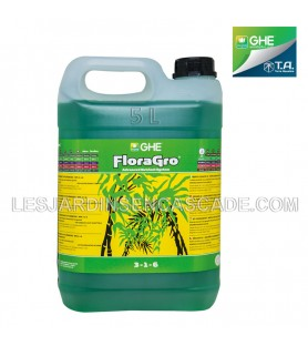 FloraGro 5L - TERRA AQUATICA