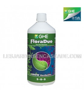 FloraDuo Grow 500ml (Eau...