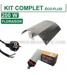 Kit complet 200W Eco-Fluo...