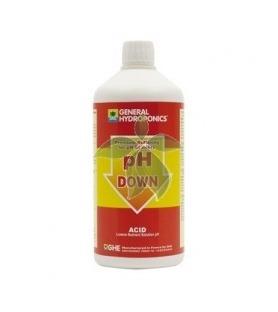 pH Down 1L GHE