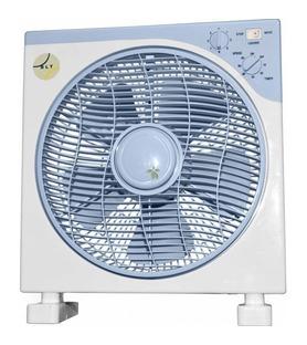 Ventilateur à grille rotative